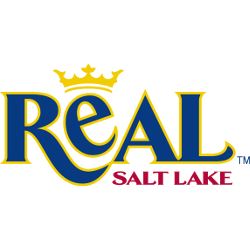 Real Salt Lake Wordmark Logo 2005 - Present