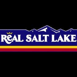 Real Salt Lake Wordmark Logo 2005 - Present