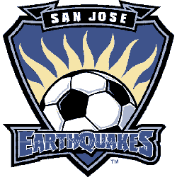San Jose Earthquakes Alternate Logo 2000 - 2005