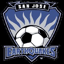 San Jose Earthquakes Alternate Logo 2000 - 2005