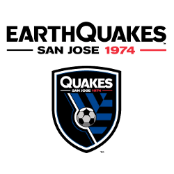 San Jose Earthquakes Alternate Logo 2014 - Present