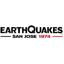 San Jose Earthquakes Wordmark Logo 2014 - Present
