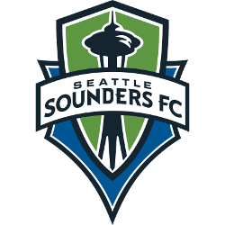 Seattle Sounders FC Primary Logo 2009 - Present