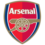 Arsenal FC Primary Logo 2002 - Present