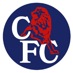 Chelsea FC Primary Logo 1986 - 1995