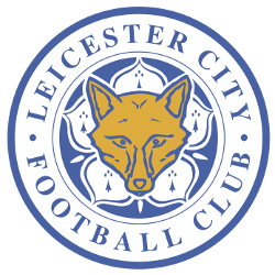 Leicester City FC Primary Logo 1992 - 2009