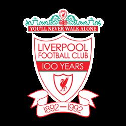Liverpool FC Primary Logo 1992 - 1993