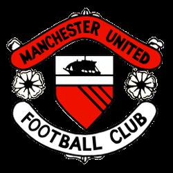 manchester united fc primary logo sports logo history manchester united fc primary logo