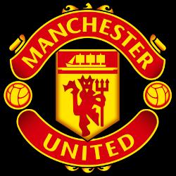 Manchester United FC Primary Logo 1998 - Present