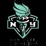 New York Liberty Primary Logo 2020 - Present