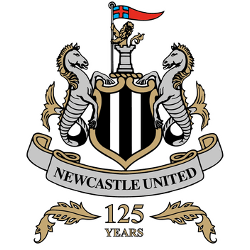 Newcastle United FC Primary Logo 2017 - 2018