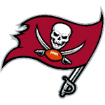 Tampa Bay Buccaneers Primary Logo 2020 - Present