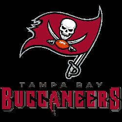Tampa Bay Buccaneers Wordmark Logo 2020 - Present