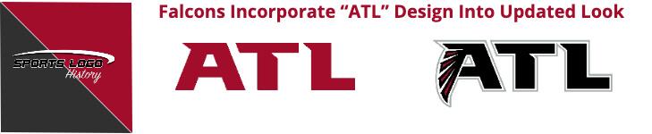 Atlanta Falcons New Logo