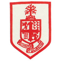 Bournemouth and Boscombe Athletic FC Primary Logo 1936 - 1966