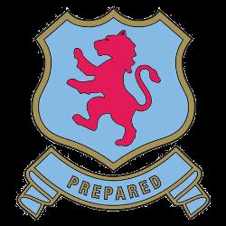 Aston Villa FC Primary Logo 1956 - 1969