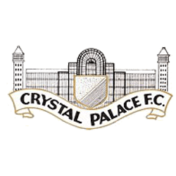 Crystal Palace FC Primary Logo 1960 - 1964