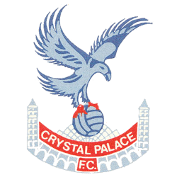 Crystal Palace FC Primary Logo 1973 - 1994