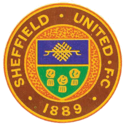 Sheffield United FC Primary Logo 1970 - 1977