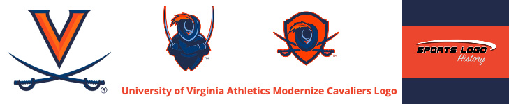 Virginia Cavaliers New Logo