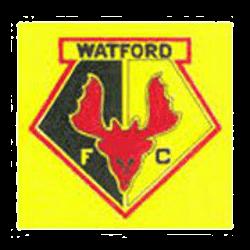 Watford FC Primary Logo 1978 - 1979