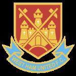 West Ham United FC Primary Logo 1987 - 1999
