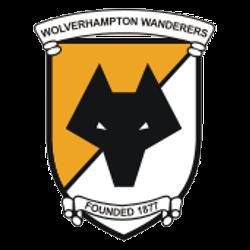 Wolverhampton Wanderers FC Primary Logo 1988 - 1993