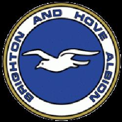 Brighton & Hove Albion FC Primary Logo 1978 - 1998