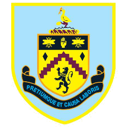 Burnley FC Primary Logo 2010 - 2015