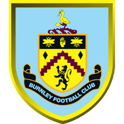 Burnley FC Primary Logo 2015 - Present