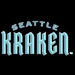 Seattle Kraken Wordmark Logo 2021 - Present