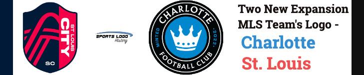 St Louis Charlotte New Logos