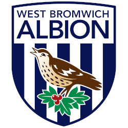 West Bromwich Albion Primary Logo 2011 - Present