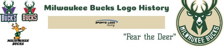 Bucks Logo History Banner