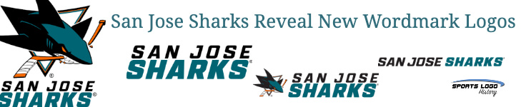 New Sharks Wordmark