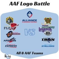 AAF Logo Battle Icon