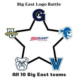 Big East Logo Battle Icon