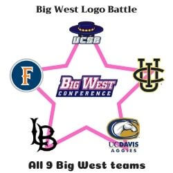Big West Logo Battle Icon