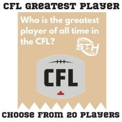 CFL Greatest Player