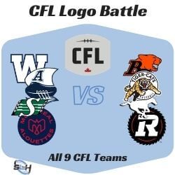 CFL Logo Battle