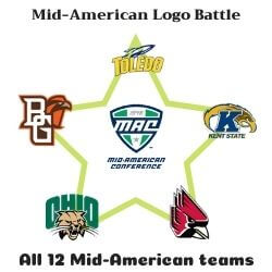 Mid-American Logo Battle Icon