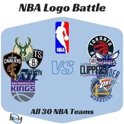 NBA Logo Battle Icon