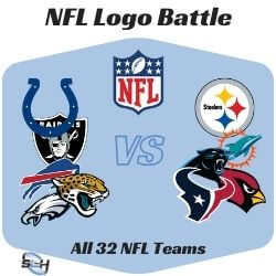 NFL Logo Battle