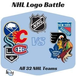 NHL Logo Battle Icon