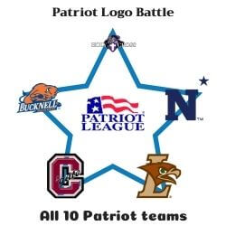 Patriot Logo Battle Icon