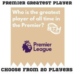 Premier Greatest Player