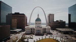 Saint Louis, Missouri. Home of the Billiken