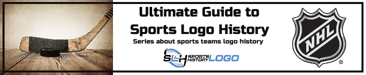 Ultimate Hockey Sports Logo History Banner