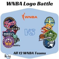 WNBA Logo Battle