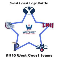 West Coast Logo Battle Icon